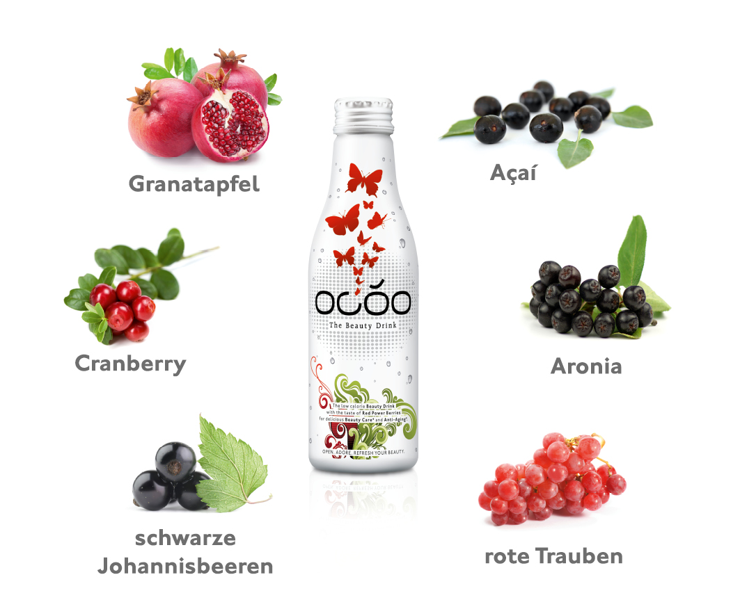 OCOO - Beauty Berries